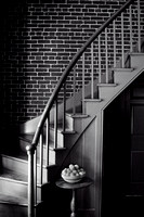 Shaker Village Restaurant Staircase