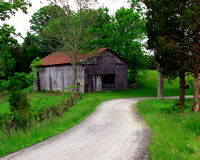 Weathered Barn - Franklin County, KY